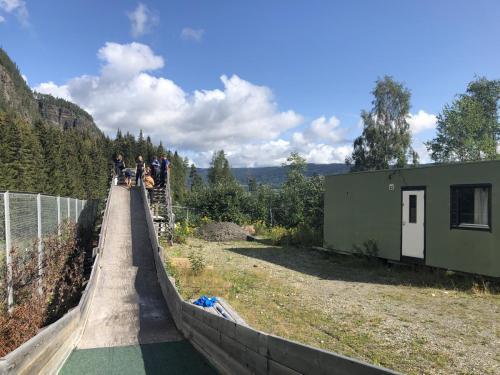 Akestart Lillehammer Olympiske Bob- og Akebane